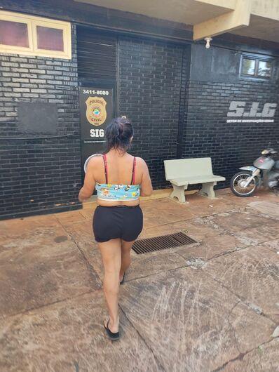 Travesti que roubou motorista de aplicativo é presa -
