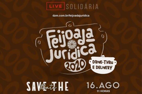 Feijoada jurídica e live solidária acontecem neste domingo em Dourados -