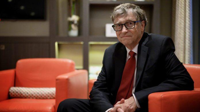 Bill Gates: Mudança climática é muito pior que covid-19 - Crédito: AFP/Getty