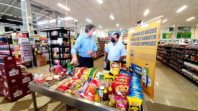 Compre de MS: produtos da indústria local ganham destaque nas prateleiras -