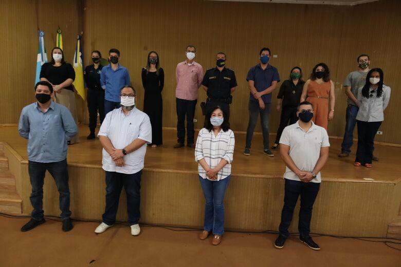 Délia empossa Conselho Municipal de Proteção e Defesa dos Animais - Crédito: A. Frota