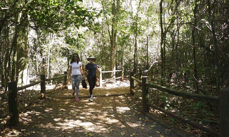 Decreto qualifica parques para concessão à iniciativa privada - Crédito: Divulgação TV Brasil