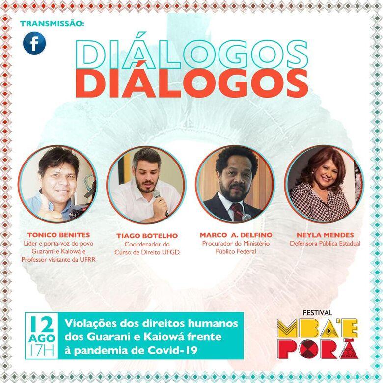 Situação dos Guarani e Kaiowá em MS sensibiliza atores, apresentadores e músicos -