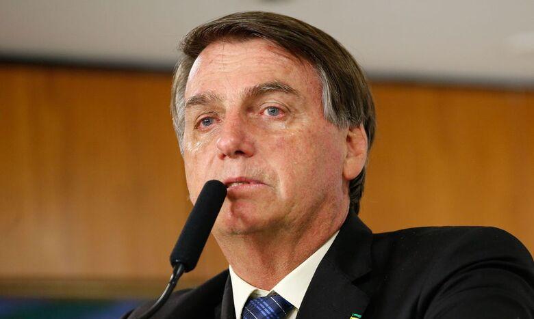 Presidente Jair Bolsonaro está sem febre ou dor após cirurgia - Crédito: Carolina Antunes/PR