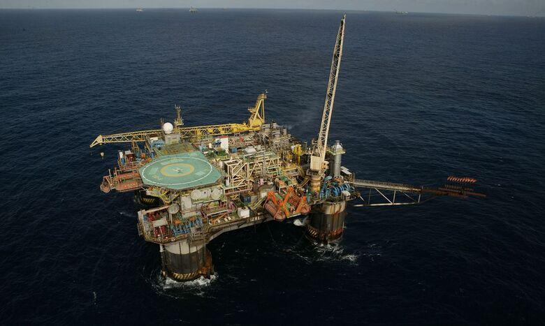 Petrobras inicia venda de dois campos de petróleo de águas profundas - Crédito: Geraldo Falcão / Agência Petrobras