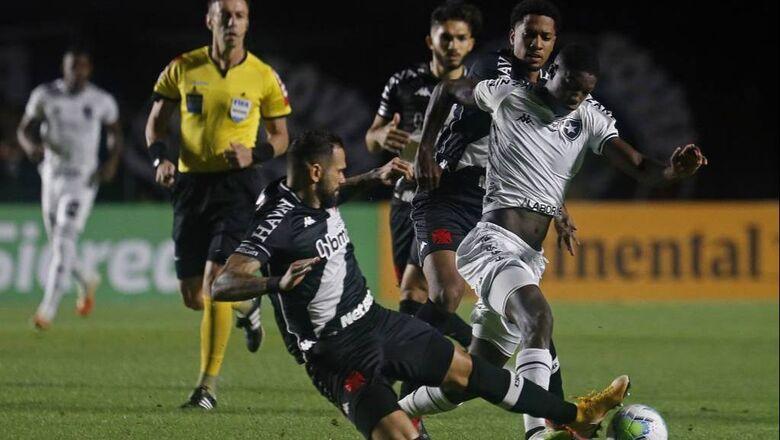 Botafogo empata com o Vasco e avança na Copa do Brasil - Crédito: Divulgação