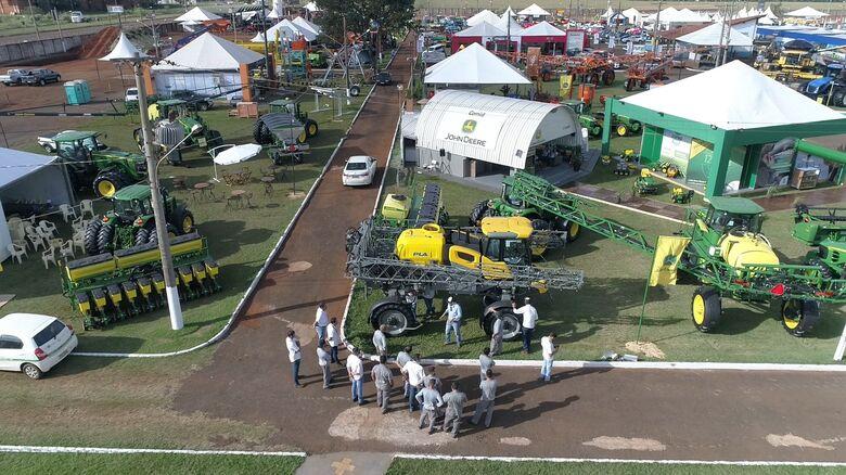 Expoagro é a maior feira agropecuária do interior de MS -