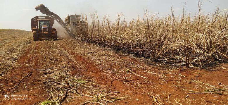 Polícia Militar Ambiental de Dourados autua empresa sucroenergética em R$ 155 mil por incêndio em lavoura -