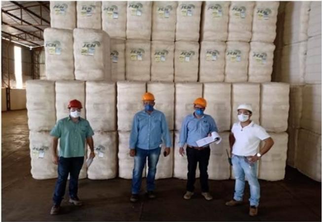 Mato Grosso do Sul terá primeira algodoeira certificada pelo ABR-UBA -