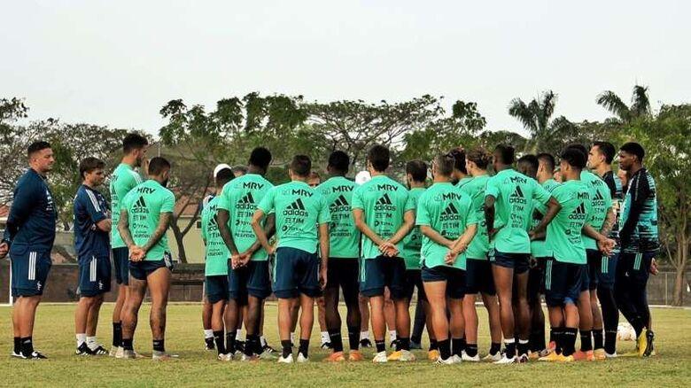 Com seis atletas com Covid-19, Flamengo tem prova de fogo na Liberta em jogo no Equador - Crédito: Divulgação