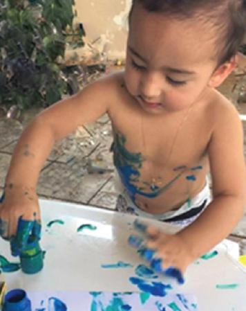 Qual o papel da arte na educação infantil? - Crédito: Divulgação