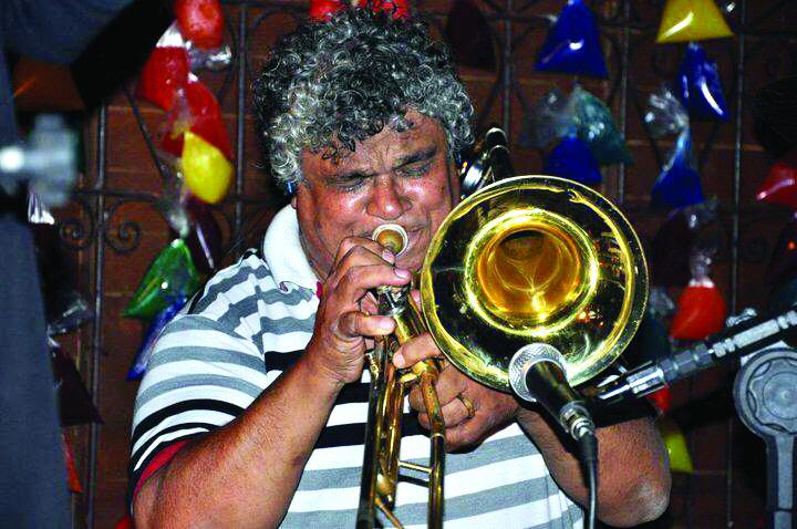 Biko do Trombone, uma vida dedicada à música - Crédito: Divulgação