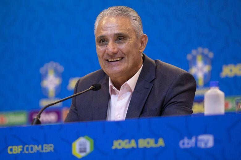 Com Menino e Bruno Guimarães, Tite convoca Seleção Brasileira para Eliminatórias da Copa - Crédito: Divulgação