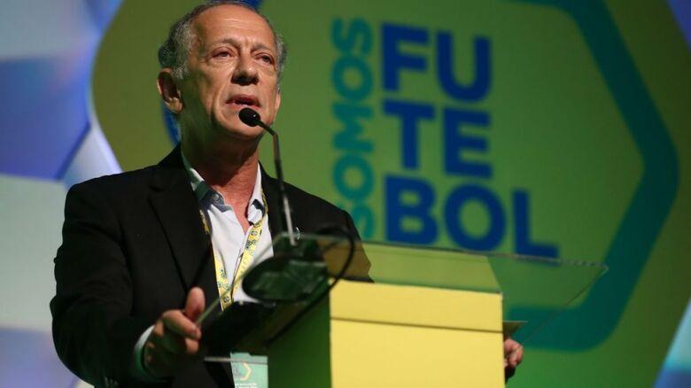 Secretário-geral da CBF afasta possibilidade de público nos estádios no atual momento - Crédito: Divulgação