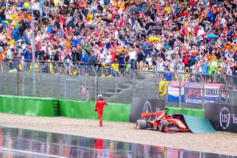 GP de F1 na Alemanha poderá ter a presença de público - Crédito: Divulgação