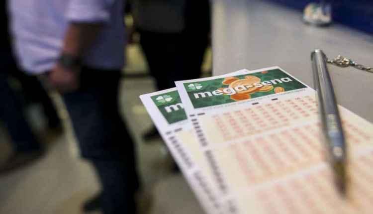 Aposta da Capital acerta cinco números da Mega-Sena e ganha R$ 55 mil - Crédito: Marcelo Camargo/Agência Brasil