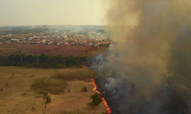 Parlamentares visitam áreas queimadas no Pantanal - Crédito: Mayke Toscano/Secom-MT