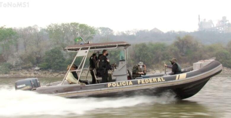 Cinco fazendeiros são investigados pela PF por destruição de 25 mil hectares do Pantanal de MS - Crédito: PF/Divulgação