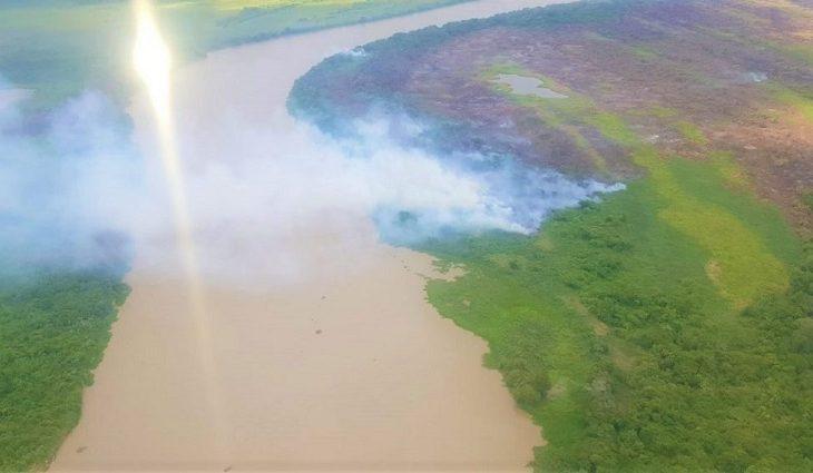 Preocupação com as queimadas leva Agência Nacional de Águas a criar Sala de Crise do Pantanal - Crédito: Divulgação