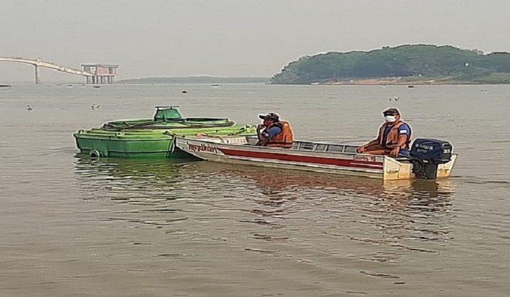 Sanesul ativará bombas flutuantes neste domingo em Corumbá para garantir abastecimento de água - Crédito: Divulgação