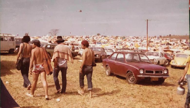 Festival Águas Claras: 39 anos de um movimento musical brasileiro - Crédito: Acervo/Vander Verão