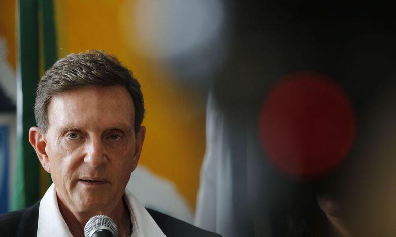 TRE do Rio torna prefeito Crivella inelegível até 2026 por abuso de poder político - Crédito: Tânia Rêgo