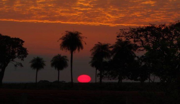 Onda de calor se intensifica e próximos dias serão de temperaturas extremas em Mato Grosso do Sul - Crédito: Monica Alves