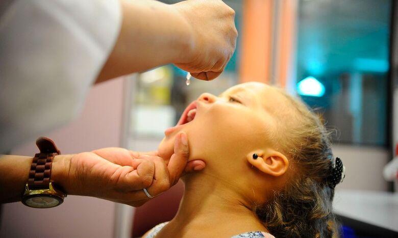 Crianças de até 1 ano têm baixa taxa de vacinação em Dourados - Crédito: Divulgação