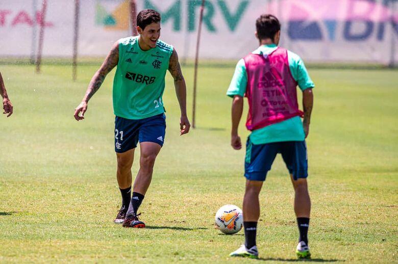 A partida terá início às 21h30 - Crédito: Divulgação/Facebook/Flamengo