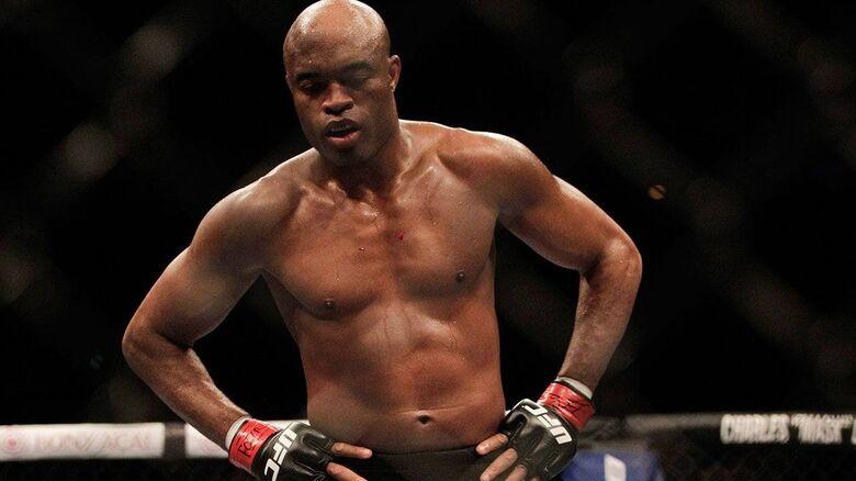 O ex-campeão peso-médio (até 84kg) enfrenta Uriah Hall em Las Vegas - Crédito: Divulgação/Facebook