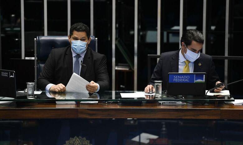 """Trabalhos são retomados após duas semanas de """"recesso branco"""" - Crédito: Edilson Rodrigues/Agência Senado"""