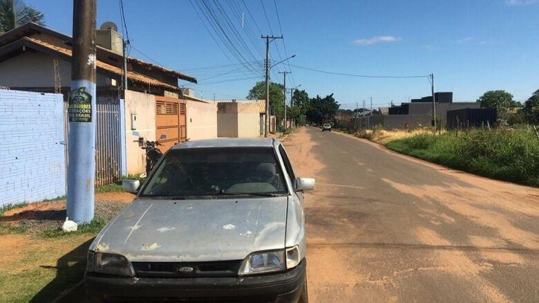 Três homens foram assassinados na madrugada deste sábado em Campo Grande - Crédito: Foto: Luana Rodrigues/GMS