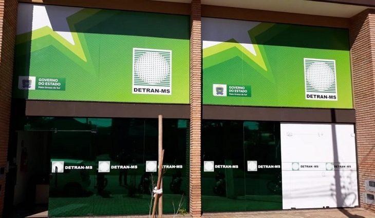 Medida está sendo implantada hoje em Dourados - Crédito: Detran
