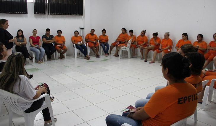 Agepen recebe elogio do Ministério Público após destaque nacional em ações voltadas a mulheres em situação de prisão - Crédito: Divulgação