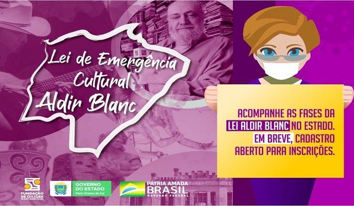 Publicado decreto que regulamenta Lei Aldir Blanc no Estado -