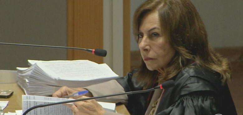 CNJ mantém afastada desembargadora suspeita de ajudar filho preso em MS - Crédito: Reprodução/TV Morena