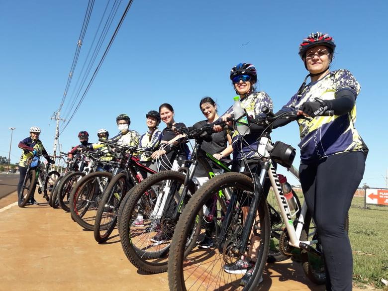 Ciclismo se torna terapia e superação em Dourados - Crédito: Divulgação