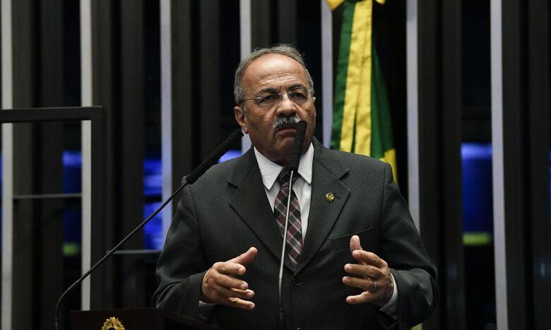 Senador Chico Rodrigues pede licença por 90 dias - Crédito: Jefferson Rudy/Agência Senado