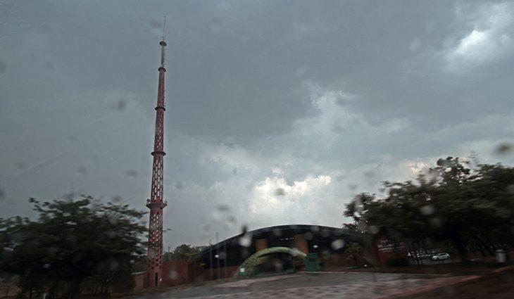 Chuvas intensas são esperadas para o fim de semana em MS -