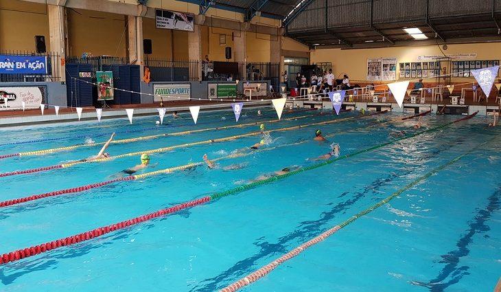 Circuito Stopa abre calendário da natação em MS e homenageia personagem esportivo histórico - Crédito: Fundesporte