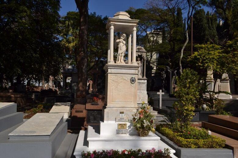 Os cemitérios deverão realizar o controle de fluxo de pessoas para adentrar ao local - Crédito: Divulgação