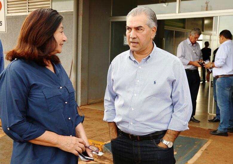Reinaldo e Délia terão peso nas eleições em Dourados - Crédito: Divulgação
