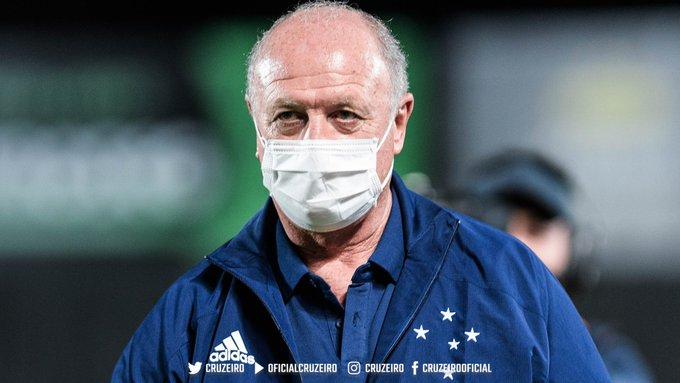 Série B: Felipão estreia com vitória no Cruzeiro -