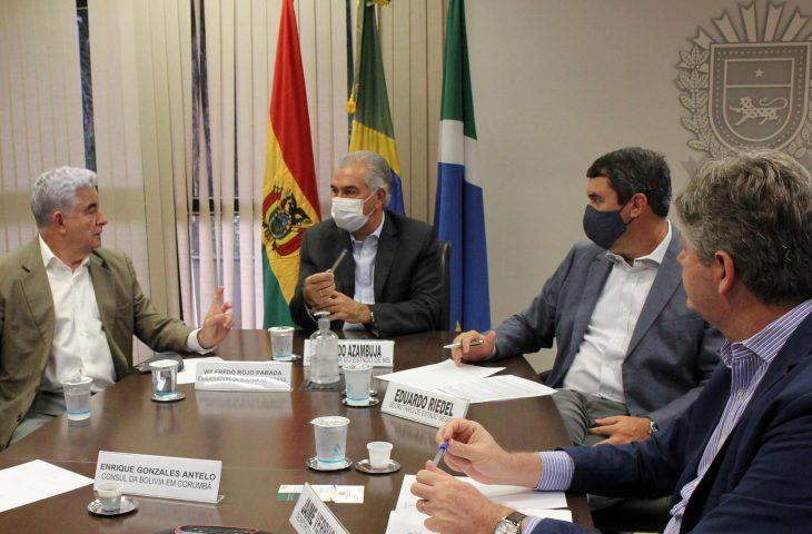 MS e Bolívia alinham projetos de desenvolvimento para região de fronteira - Crédito: Chico Ribeiro