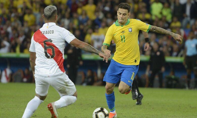Seleção enfrenta Peru pela segunda rodada das Eliminatórias - Crédito: Fernando Frazão
