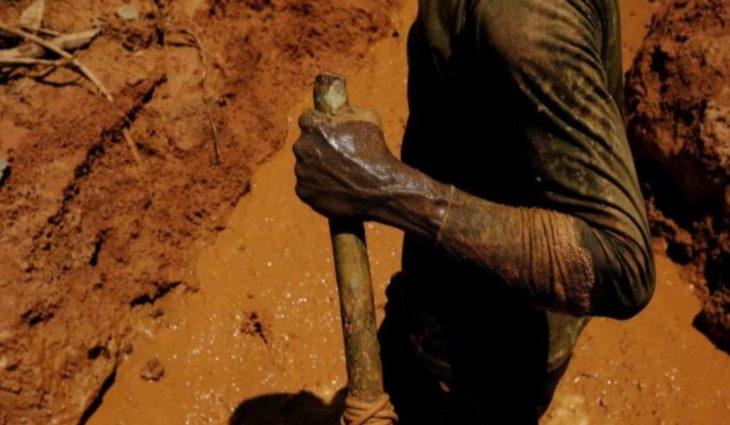 Mídia Ciência relata a história da extração de diamantes em Rochedo - Crédito: Divulgação