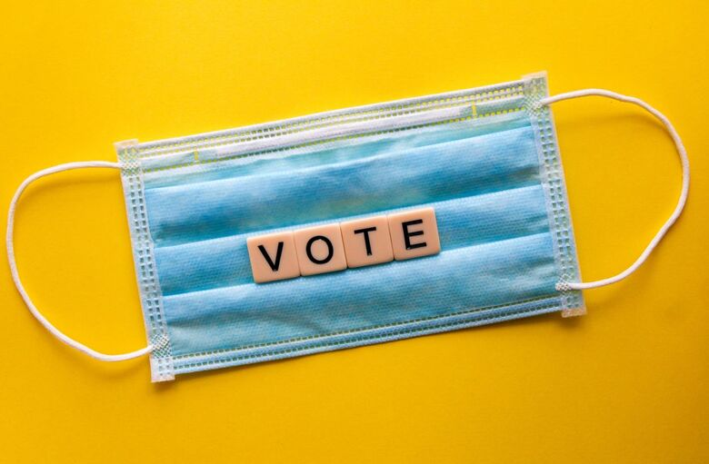 Conheça as medidas de segurança contra covid-19 para o dia da votação - Crédito: Divulgação