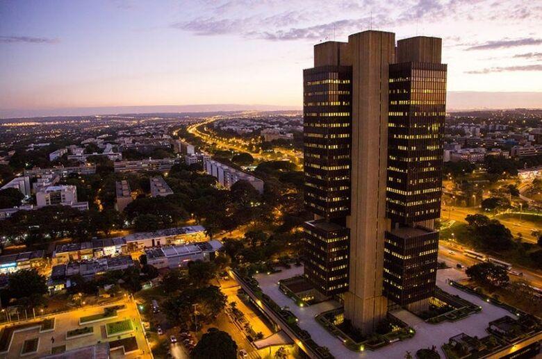 Sede do Banco Central, em Brasília: proposta estabelece mandato fixo para os diretores e desvincula instituição do Ministério da Economia - Crédito: Rodrigo Oliveira/Caixa Econômica Federal