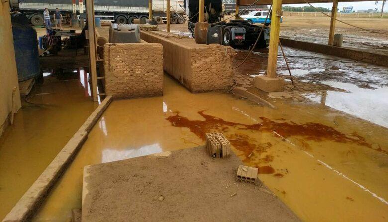 Empresa funciona no entroncamento entre as rodovias BR-060 e MS-306, em Chapadão do Sul - Crédito: Divulgação/PMA