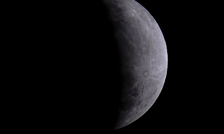 Nasa anuncia descoberta de água em estado líquido na Lua - Crédito: Marcello Casal Jr./Agência Brasil
